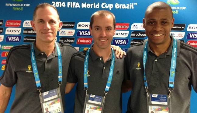 Sean Hurd, Mark Geiger, Joe Fletcher